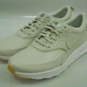 Nike Air Max Thea Premium Size 8.5 LIght Bone